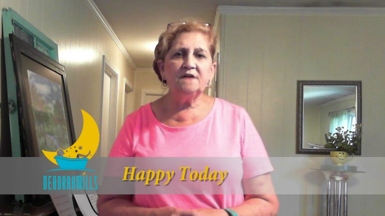 Happy Today by Deborah Mills